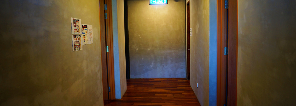 Walkway To Room AP1 & AP2