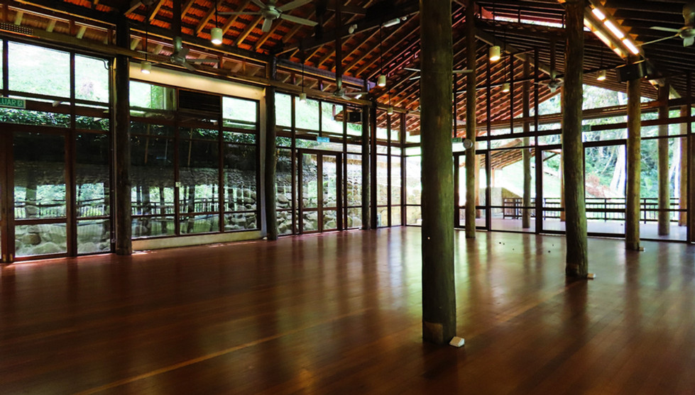 Annexe Hall Interior