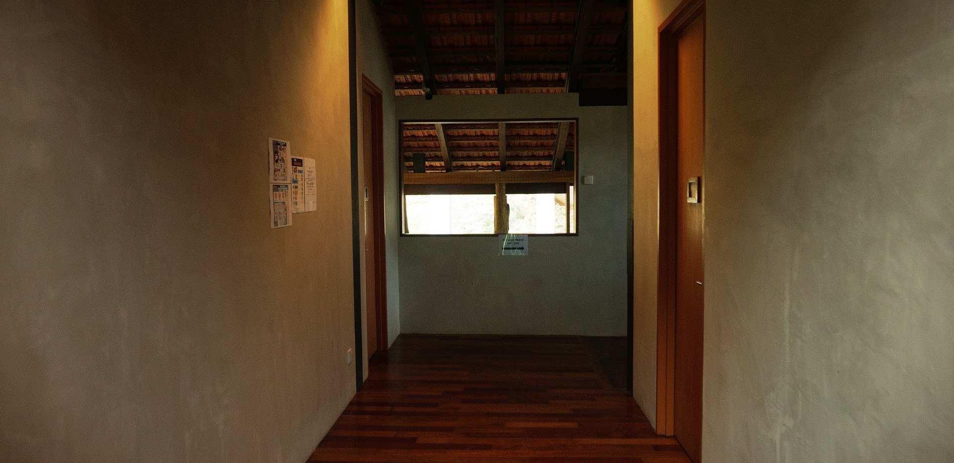 Walkway To Room AP3, AP4 & To The Annexe Room