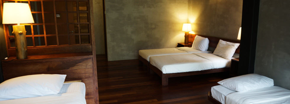 Room With 2 Single Bed & 2 Day Bed