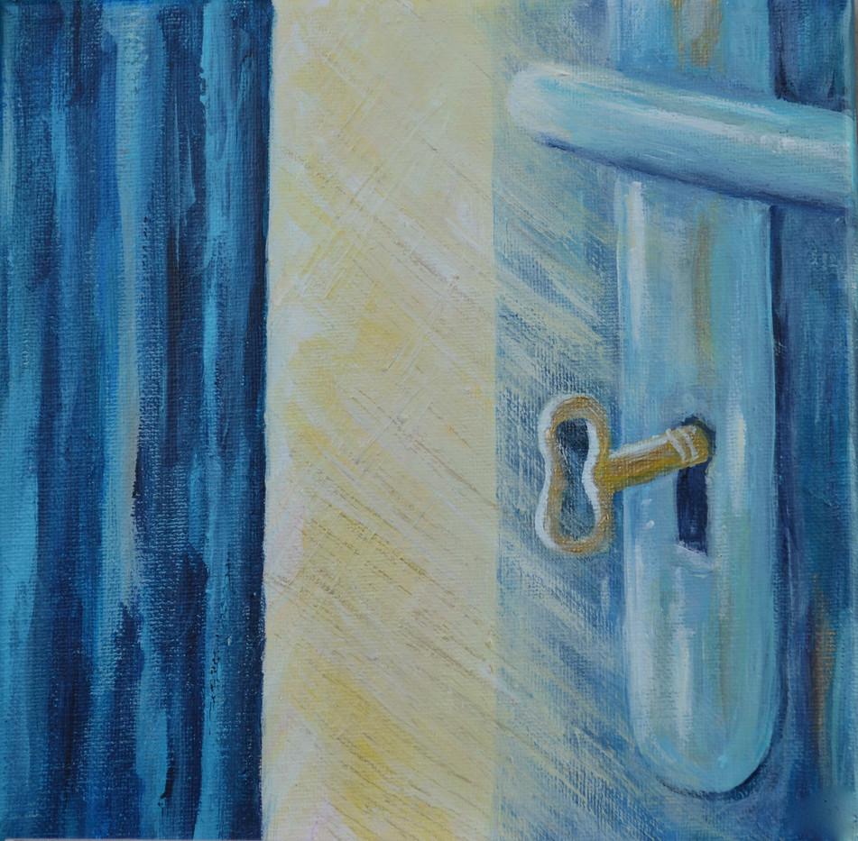 Open door (2016)