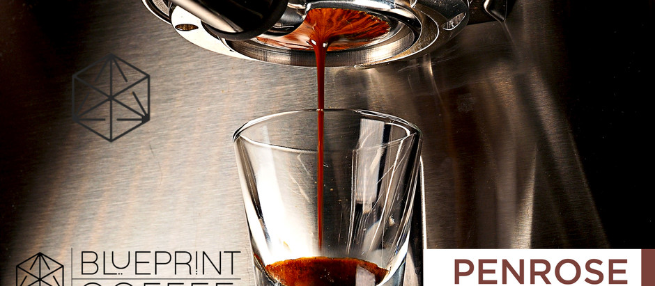 Raspberry Marmalade Madness! Blueprint Coffee's Penrose Extraction & Review