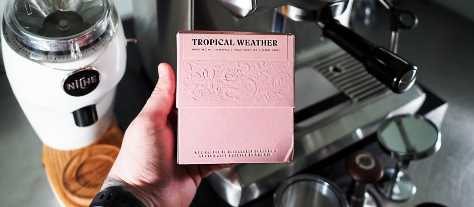 New Arrival! Onyx Coffee Lab's - Tropical Weather
