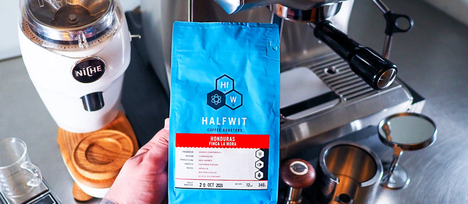New Arrival! Halfwit Coffee - Honduras Finca La Mora