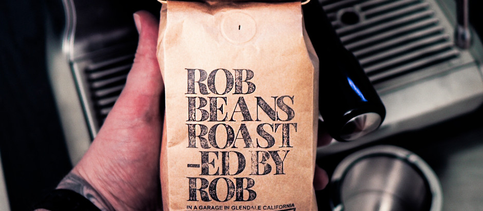 New Arrival! Rob Beans Roasted By Rob - Ainaro Timor