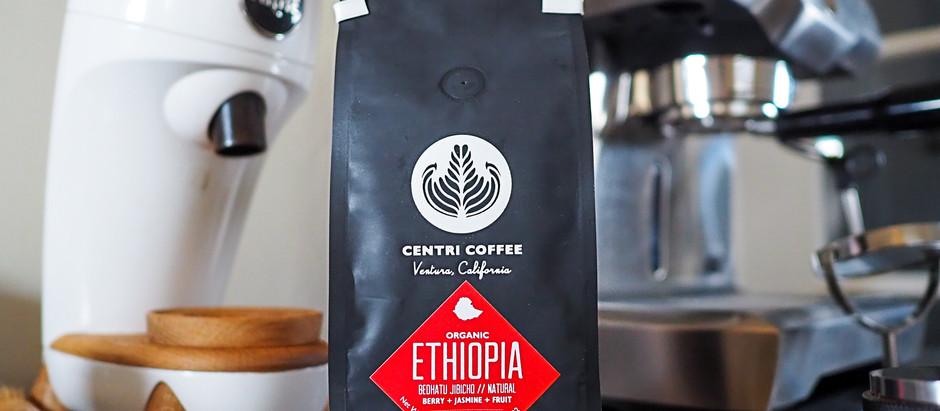 New Arrival!! Centri Coffee - Ethiopia Bedhatu Jibicho Natural