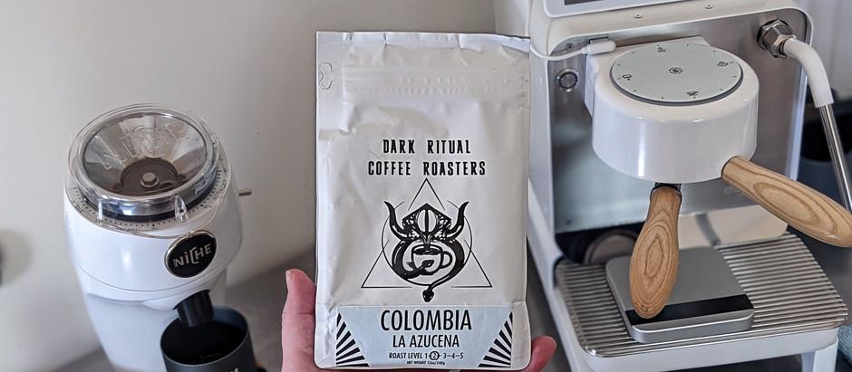 New Arrival! Dark Ritual Coffee Roasters - Colombia La Azucena