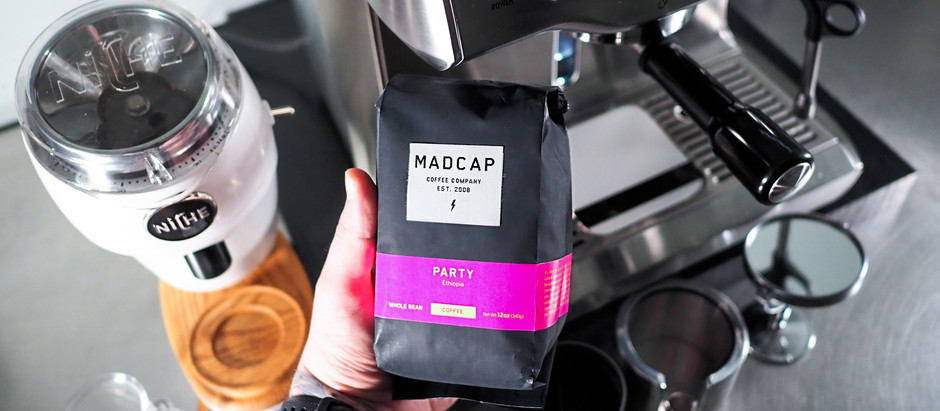 New Arrival! Madcap Coffee's Party