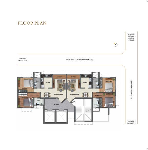 Mahalaxmi Floor Plan