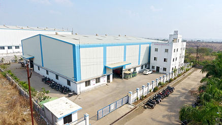 Image of the campus and the building of Reliable Autotech Plant 8 Nighoje, Pune manufacturing agri culture and turf care components