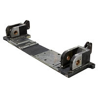 reliable defence equipment component hinge bracket