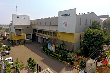 Image of the campus and the building of Reliable Autotech Plant 1 Nashik manufacturing automotive components