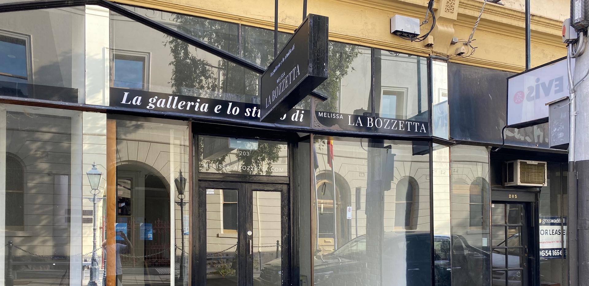 La Galleria Bozetta
