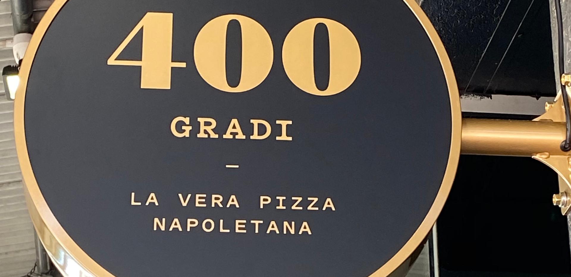 400Gradi