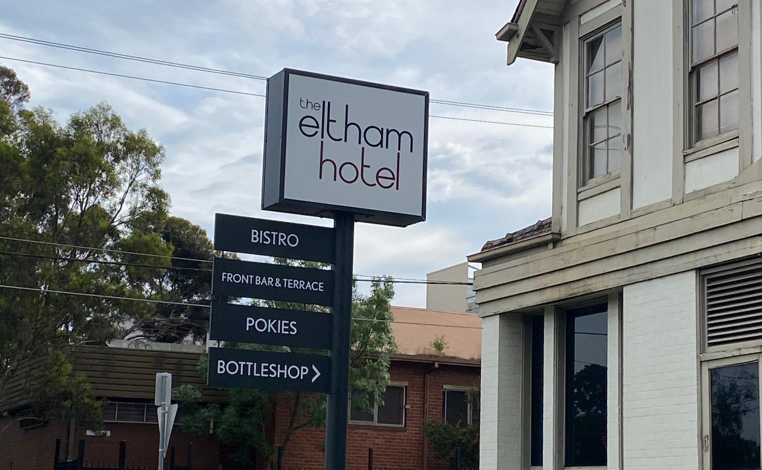Elthham Hotel