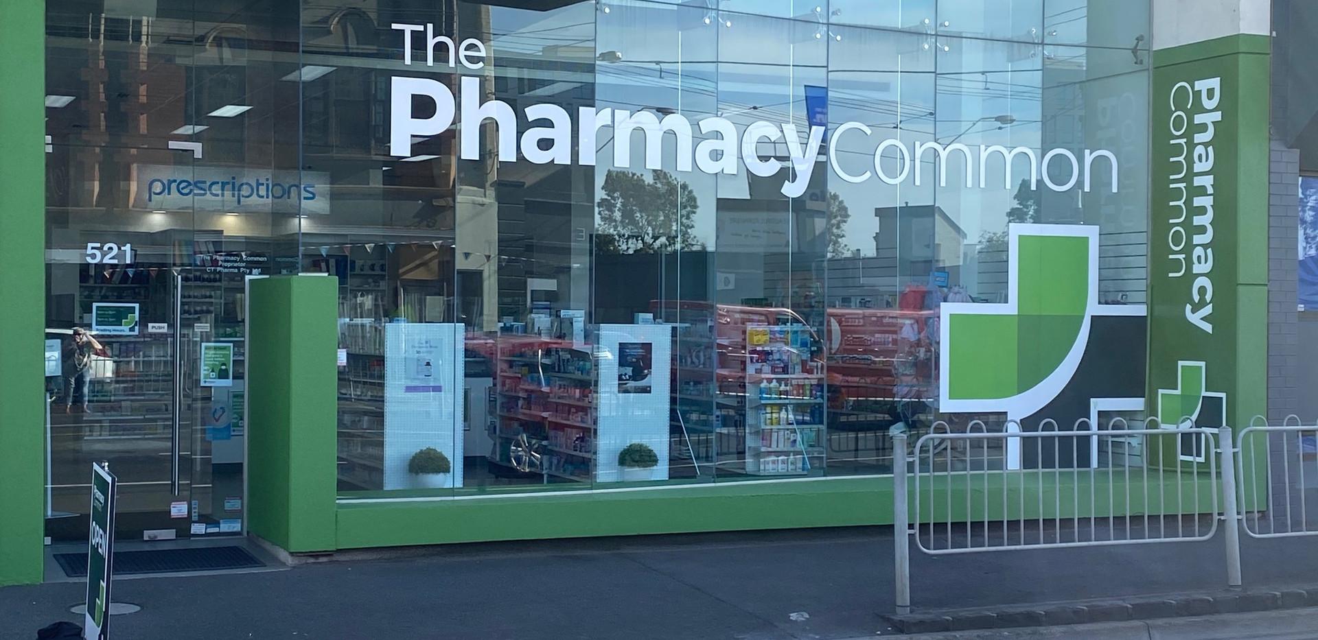The Pharmacy Common