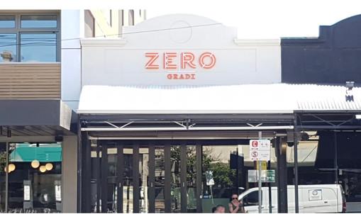 Zero Gradi