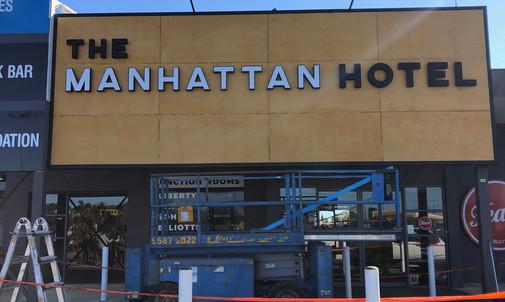 The Manhattan Hotel