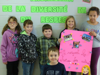 La semaine de la promotion de la diversité et du respect