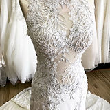 This beauty from Kleinfeld's in New York