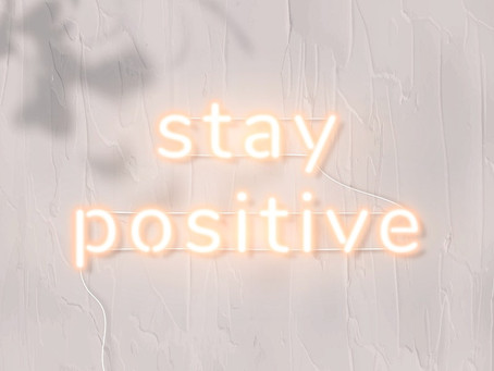Have A Positive Mindset in 2020