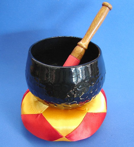 Black Singing Bowl