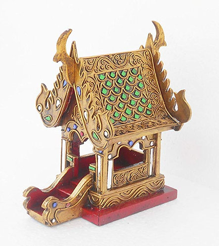Embellished Spirit House
