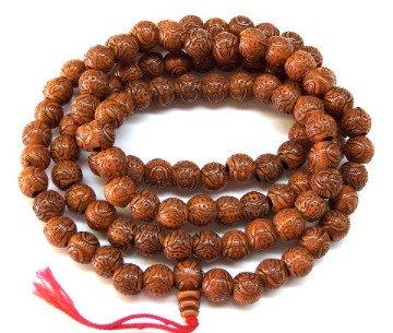 Meditation Bead Necklace