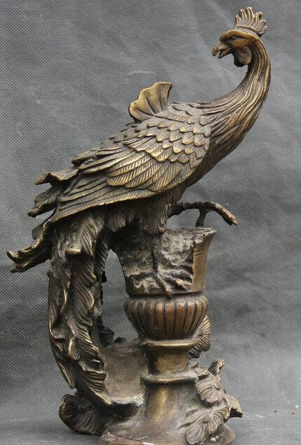 The Perching Phoenix