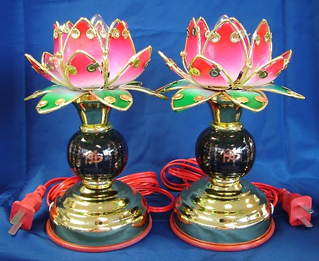 Exquisite Lotus Lamp
