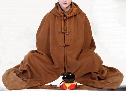 Light Brown Meditation Cloak