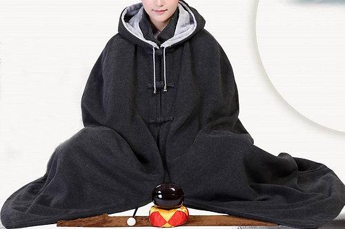 Dark Grey Meditation Cloak