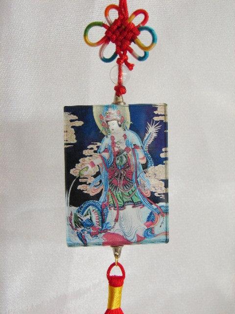 Wenshu Bodhisattva of Wisdom Charm