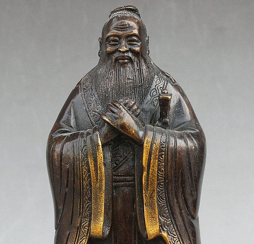 The Golden Sleeved Confucius
