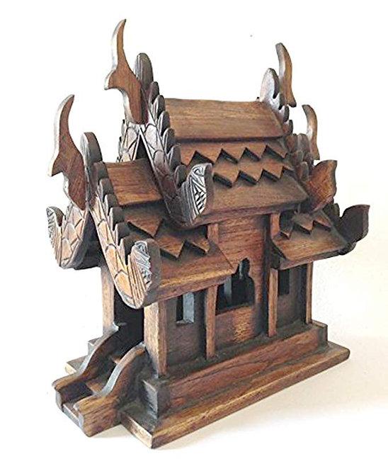 Tri-Roofed Spirit House