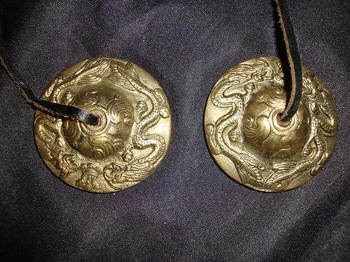 Dragon Tibetan Tingsha Bell