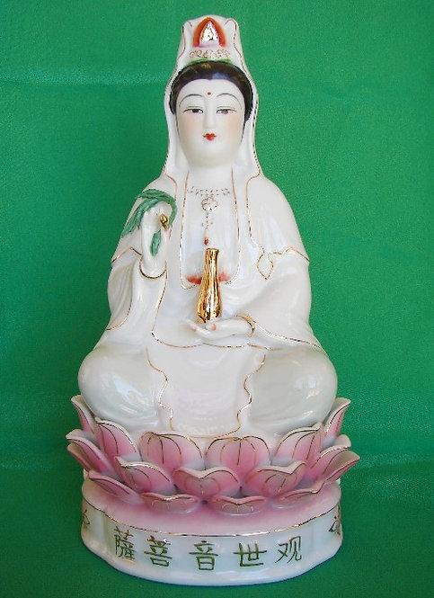 White Robe Guan Yin