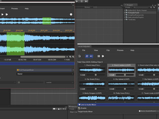 FC AudioTools 2の新しい見た目
