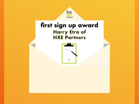 """HXE's Harry Etra wins Daylight Hour 2020 """"At Home Edition"""" Award"""