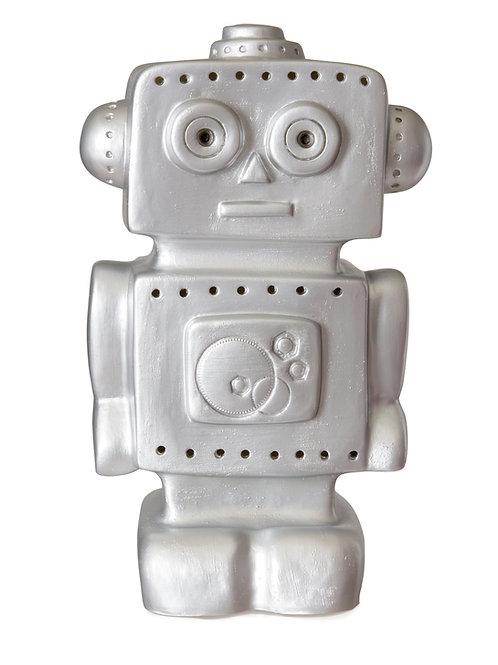 Veilleuse robot
