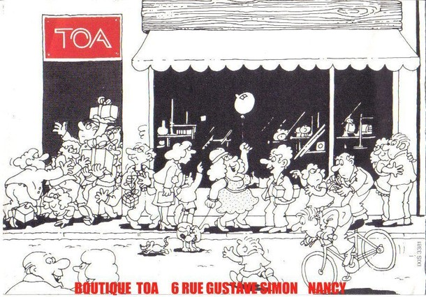 Boutique TOA