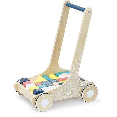 """Chariot de cubes """"sous la Canopée"""""""