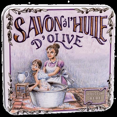 Boite 4 savons
