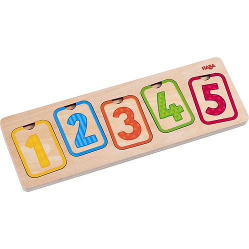 Puzzle les chiffres