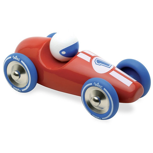 Voiture course GM rouge