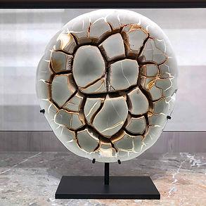 Septaria Mineral Granada Gallery