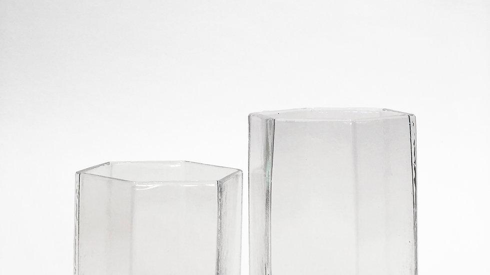 Trilobite Crystal Tumbler Glass
