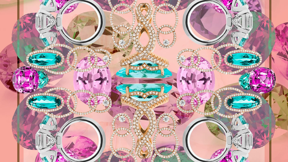 Silk Scarve Coral Pink
