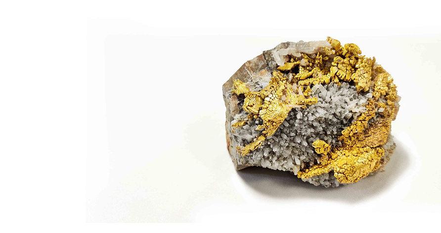 Gold Granada Gallery Mineral