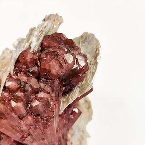 Tourmaline & Mica Granada Gallery Mineral
